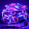 Cinta Tira 300 Led Rgb 3528 Rollo de 5 m de Cinta LED RGB ( Rojo, Verde, Azul) Tiras de LED 12V luces led strips LED Tap for sale