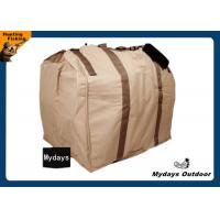 Wholesale Large Hunting 6 Slot Duck Decoy Bags Khaki Padded  Water Resistant from china suppliers
