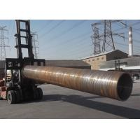 China Nominal Wall Thickness A106 Seamless Pipe Durable For Structure Construction on sale