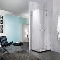 Wholesale Modern Design North America Popular Double Sliding Shower Enclosure from china suppliers