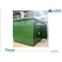 Wholesale Outdoor Compact Power Supply / Transmission Substation 30 - 800 Rated Capacity from china suppliers