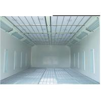 Wholesale Car Baking Auto Spray Booths Anti-Flame Embossed Steel Structural WD-905 from china suppliers
