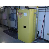 Quality Flammable Safety Storage Cabinet With Filter System, Temperature Control Safety for sale