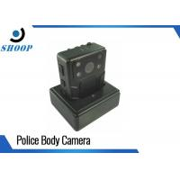 Wholesale Audio Law Enforcement Body Worn Camera Night Vision Waterproof 2 IR Lights For Police from china suppliers