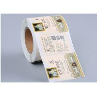 Wholesale Printed Reflective Custom Label Stickers For High Speed Automatic Machine from china suppliers