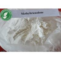 Wholesale Pharma Grade Muscle Building Steroids Powder Methyltrienolone CAS 965-93-5 from china suppliers