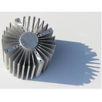 Wholesale Finished Machining Aluminium Heatsink Extrusions Anodized 6063-T5 from china suppliers