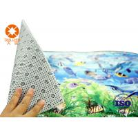 Quality 100% Polyester Needle Punched Printed Felt Sheets Nonwoven Printing Carpet for sale