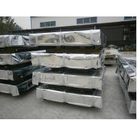Wholesale Zinc Coating Hot Dipped Galvanized Steel Sheet , Minimized Spangle from china suppliers
