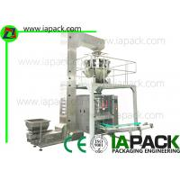 Wholesale Vertical Packaging Machine with 10 head dimpled multi-head weigher from china suppliers