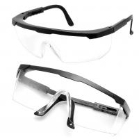 Wholesale Adjustable Medical Safety Goggles , Surgical Safety Glasses UV Resistant from china suppliers