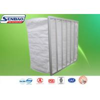 Wholesale Synthetic Fiber Secondary F5 Pocket Bag Air Filters For Ventilation System from china suppliers