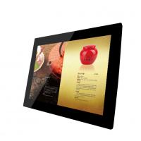 Quality Big 15 Inch Video / Audio HDMI LCD Digital Photo Frame With Clock And Calendar for sale