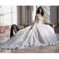 Wholesale wedding gown, bridal dress, bridal gown, evening dress from china suppliers