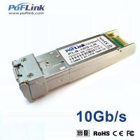 Wholesale 10G SFP Transceiver, sfp+, xfp, xenpak, x2. fiber optic link, pof transceiver, 10g sfp cable from china suppliers