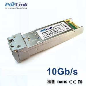 10G SFP Transceiver, sfp+, xfp, xenpak, x2. fiber optic link, pof transceiver, 10g sfp cable