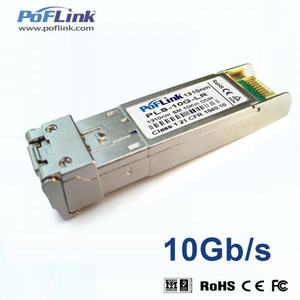 Quality 10G SFP Transceiver, sfp+, xfp, xenpak, x2. fiber optic link, pof transceiver, 10g sfp cable for sale