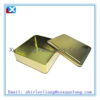 Wholesale Square Cookie Tin Box from china suppliers