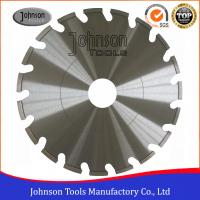 Wholesale Wide Slant U Shape Concrete Cutting Blade For Hard Fired Clay Bricks 14 from china suppliers