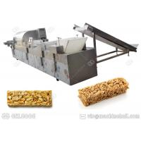 Wholesale Commercial High Fiber Cereal Bars Machine Forming Puffed Rice With Progressive Technology from china suppliers