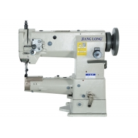 Wholesale 10.5mm Stitch Computerized Pattern Compound Feed Sewing Machine from china suppliers