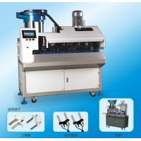 Wholesale 5 Amp Indian Plug Insert 2 Pole Hollow Pin / Solid Pin Crimping Machine from china suppliers