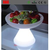 Wholesale Polished LED Cabinet Plastic Colour Changing Wine Cooler 50 / 60Hz Fequency from china suppliers