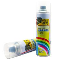 Wholesale Wood Plastic Black Spray Paint Acrylic Based 400ml from china suppliers