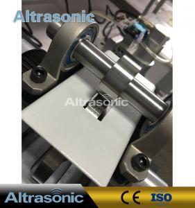 Wholesale 35Khz Seamless Ultrasonic Sealing Machine with Longitudinal Vibration Transducer from china suppliers