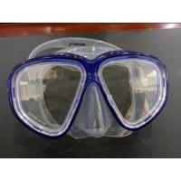 Wholesale Tempered Glass Lens Sea Dive Mask Free Diving Goggles Transparent from china suppliers