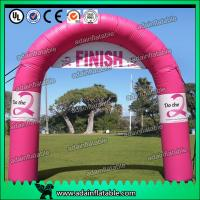 Wholesale Pink Inflatable Arch from china suppliers