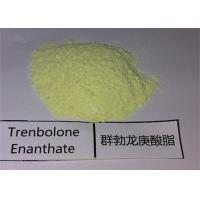 Wholesale Parabolan Light Yellow Anabolic Steroid Trenbolone Enanthate for Bodybuilding from china suppliers