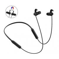 Wholesale ZingCon Wireless Bluetooth Earphone, Sweatproof, Noise Cancelling, Magnetic Design, with Volume control and mic from china suppliers