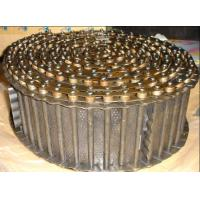 Buy cheap Metal Wire Mesh Steel Conveyor Belt For Instant Noodles And Rice Industry from wholesalers