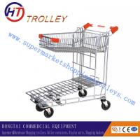 Wholesale Warehouse Folding Hand Trolley from china suppliers