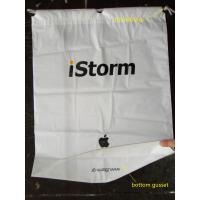 Wholesale Colorful CPE / LDPE Plastic Printed Drawstring Bags For Toys / Gift from china suppliers