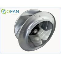 Wholesale Backward Curved EC Centrifugal Fans Impellers Aluminum Sheet Material from china suppliers