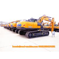 Wholesale Medium Size Hydraulic Crawler Excavator / 26 Ton RC Excavator Metal XE265C Max. Digging Depth 6895mm from china suppliers