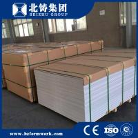 waterproof plastic formwork reuse 60 times good quality China supply pvc 4*8 feet for sale