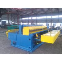 Buy cheap Safe Automatic Steel Wire Mesh Machine , Grid Welding Machine For Uniform Mesh from wholesalers