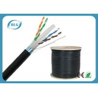 Wholesale Outdoor FTP Cat6 LAN Cable Heavy-Duty Al Foil Shielding Double Jacket Cables from china suppliers