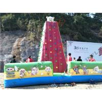 Wholesale Theme Park Inflatable Climbing Game Kids Jungle from china suppliers