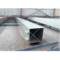 China Box Steel Column/ Welded Structural Steel Fabricators / Box Type Metal Process for sale