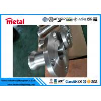 China ASTM B564 Alloy Steel Flanges , Petroleum Industry Forged Steel Flanges on sale