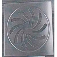 Export Europe America Stainless Steel Floor Drain Cover4 With Square (150.8mm*150.8mm*3mm) for sale