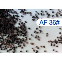 Wholesale 95 Grade Aluminum Oxide Blasting Abrasive Deblurring Media 2100 HV Hardness from china suppliers
