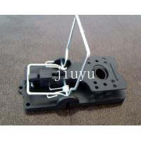 Quality Black Plastic Traditional Bait Rat Trap Portable With ABC for sale