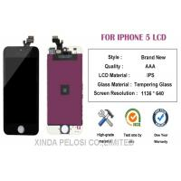 Wholesale Retina Glass Iphone 5 Screen Replacement , 1024*768  Resolution Iphone 5 LCD Screen from china suppliers