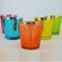 Buy cheap trade assurance glass candle holder christmas candle holder