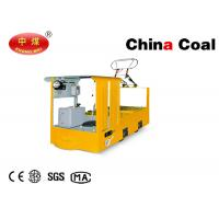 Wholesale Coal Mining Equipment 3.5 Ton Electric Trolley Locomotive  / Underground Mining Locomotives from china suppliers